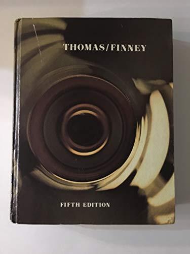 Thomas Finney Calculus 8th Edition Pdf