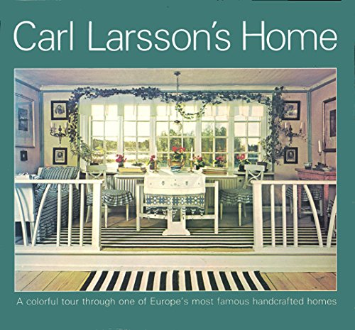 9780201076998: Carl Larsson's Home
