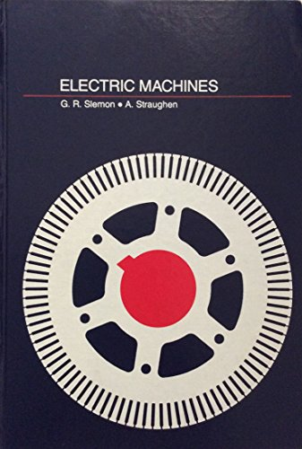 9780201077308: Electric Machines