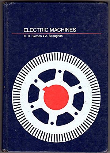 9780201077308: Electric Machines