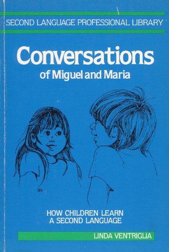 Conversations of Miguel and Maria: Linda Ventriglia