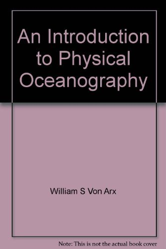 9780201081749: An introduction to physical oceanography (Addison-Wesley series in the earth sciences)