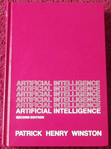 9780201082593: Artificial Intelligence