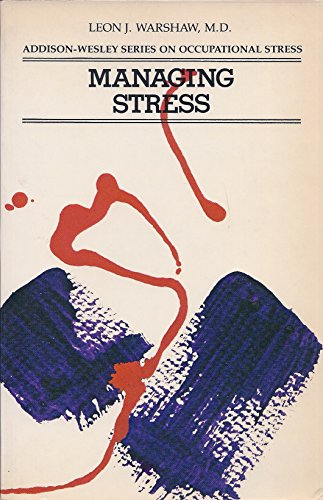 9780201082999: Managing Stress