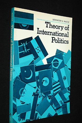 9780201083491: Theory of International Politics