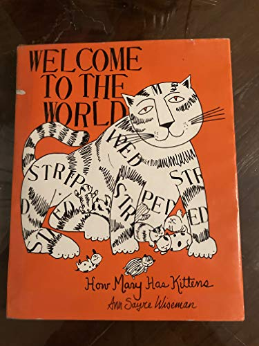 9780201085754: Welcome to the World: How Mary Has Kittens