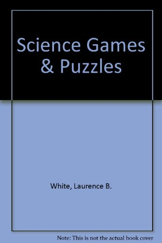9780201086065: Science Games & Puzzles