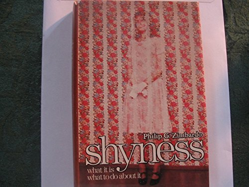9780201087932: Shyness: What it is What to Do About it