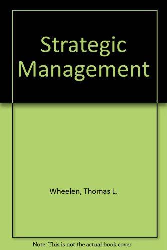 9780201090369: Strategic Management