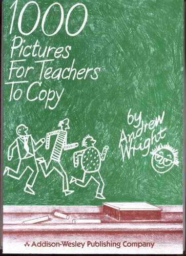 9780201091328: 1000 Pictures for Teachers to Copy