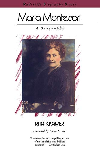 9780201092271: Maria Montessori: A Biography (Radcliffe Biography Series)