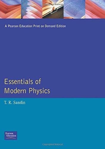 9780201092561: Essentials of Modern Physics
