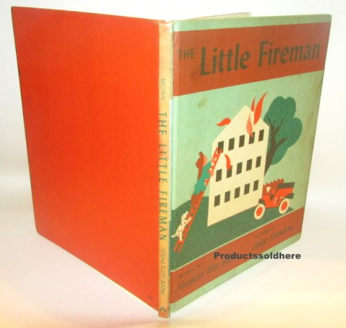 9780201092615: The little fireman (A Young Scott book)