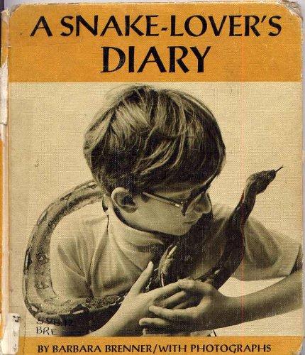 9780201093490: Snake-lover's Diary