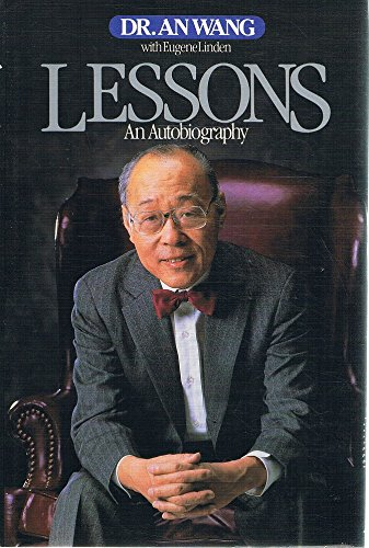 Lessons : An Autobiography