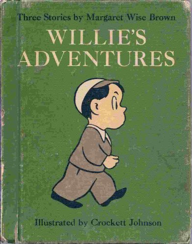9780201094152: Willie's adventures: Three stories (Young Scott Books)