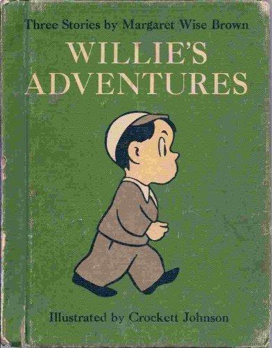 9780201094152: Willie's adventures: Three stories (Young Scott Books)