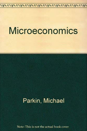 9780201094442: Microeconomics