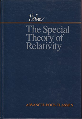 9780201094480: Special Theory of Relativity