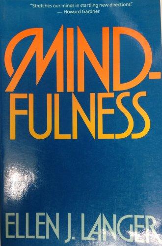 9780201095029: Mindfulness