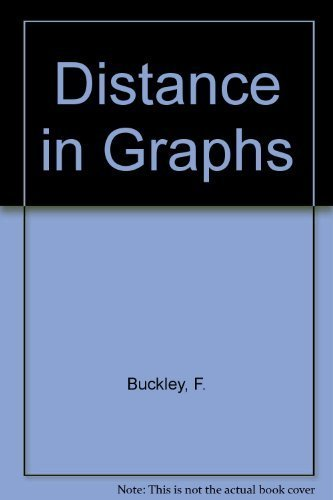 9780201095913: Distance In Graphs