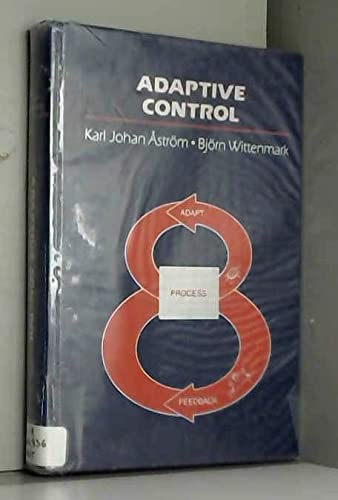 9780201097207: Adaptive control (Addison-Wesley series in electrical and computer engineering)