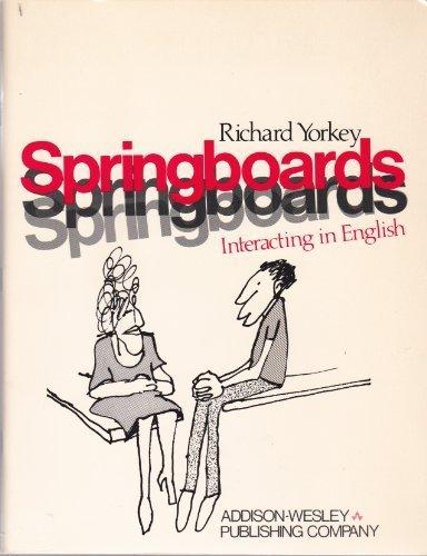 9780201099102: Springboards: Interacting in English
