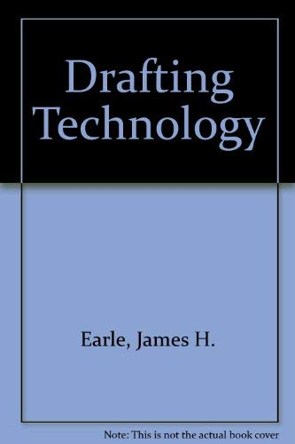Drafting Technology (0201102331) by James H. Earle