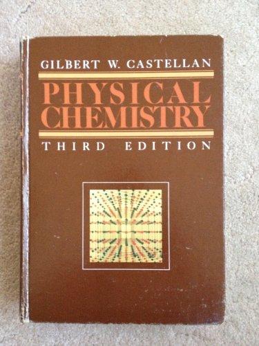 9780201103861: Physical Chemistry