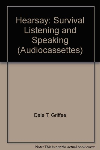 9780201111729: Hearsay: Survival Listening and Speaking (Audiocassettes)