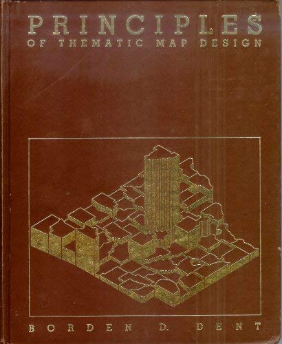 9780201113341: Principles of Thematic Map Design