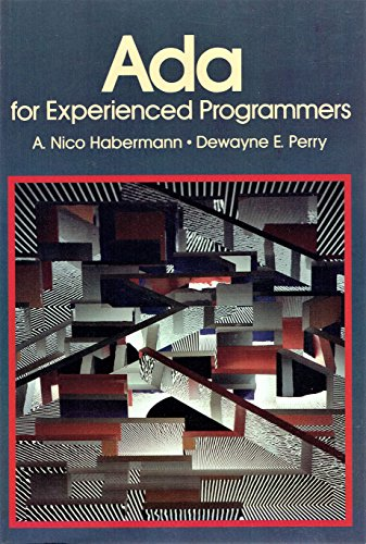 9780201114812: Ada for Experienced Programmers (Addison-Wesley series in computer science)