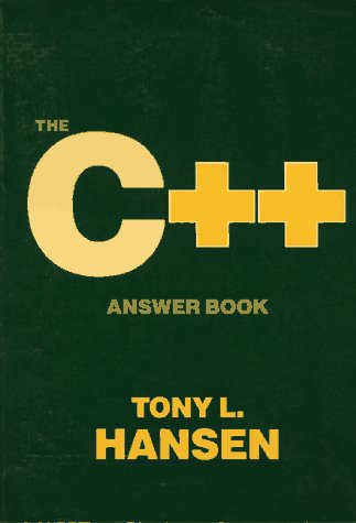 9780201114973: The C++ Answer Book