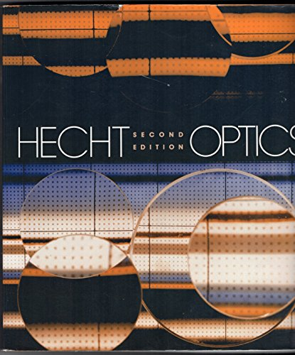 9780201116090: Optics, 2nd Edition