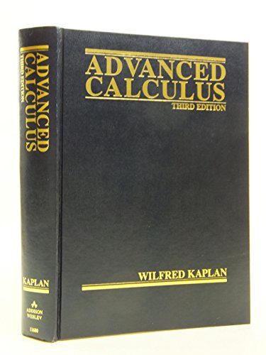 9780201116809: Advanced Calculus