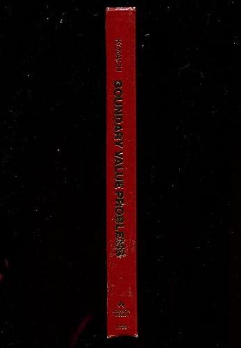 9780201117288: Boundary Value Problems