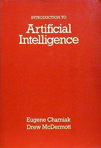 Introduction To Artificial Intelligence By Eugene Charniak Pdf