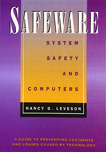 9780201119725: Safeware: System Safety and Computers, Sphigs Software (Series; 19)