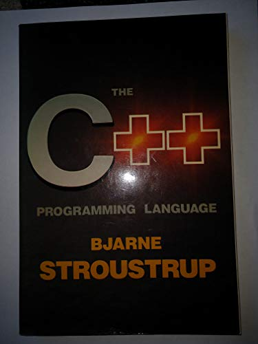 The C++ Programming Language (Addison-Wesley series in: Bjarne Stroustrup