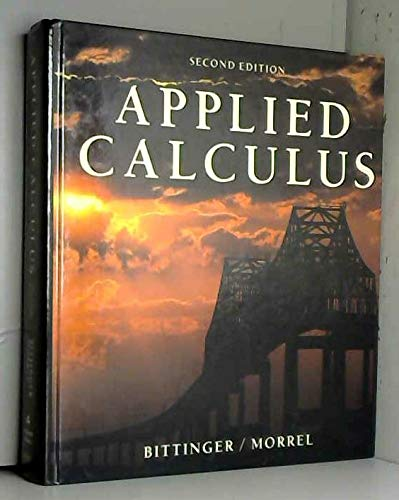 9780201122114: Applied Calculus