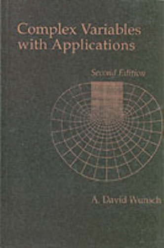 9780201122992: Complex Variables with Applications (2nd Edition)