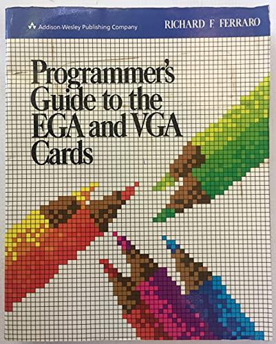 9780201126921: Programmers Guide Ega Vga Cards
