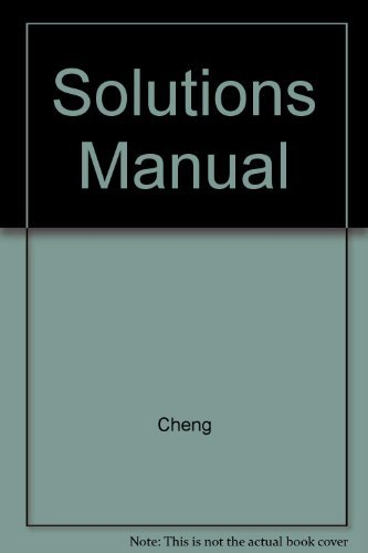 Field and wave electromagnetics cheng solution manual pdf.