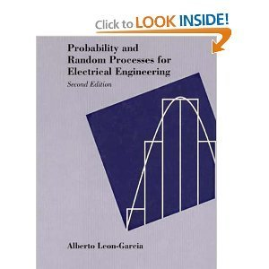 9780201129069: Probability and Random Processes for Electrical Engineering (Addison-Wesley series in electrical and computer engineering)