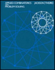 9780201129083: Applied Combinatorics with Problem Solving