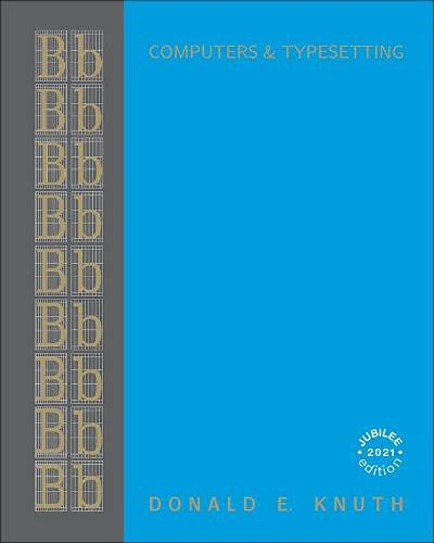 Computers & Typesetting, Volume B: TeX: The: Knuth, Donald E.