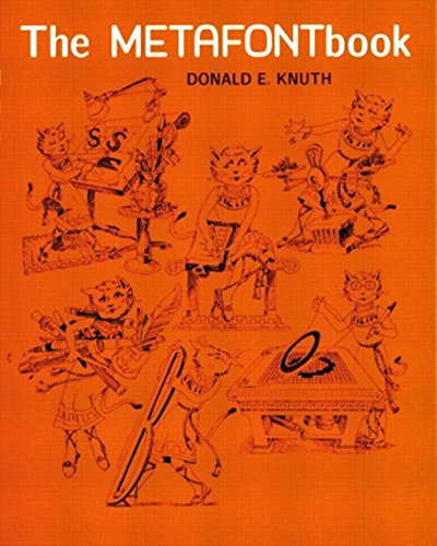 The Metafont Book (0201134446) by Knuth, Donald E.