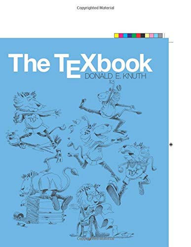 The TeXbook (Computers & Typesetting): Donald E. Knuth