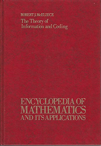 Information Theory And Coding Book