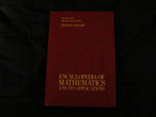 9780201135190: Finite Fields